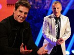 I do my own stunts: Tom Crusie told Graham Norton he does his own stunts