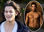 In a pickle! Twilight star Bronson Pelletier is charged with public intoxication following airport urination incident