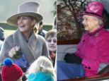 Royal family attend mass preview