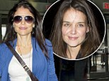 'Give me the name of your divorce lawyer!' Bethenny Frankel 'turns to Katie Holmes for help' after split from husband