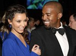 Will it be another K name? Kim Kardashian and Kanye West are expecting their first child