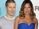 Newlyweds! Zach Gilford wed his longtime girlfriend, actress Kiele Sanchez, in Napa Valley, California on Saturday