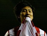 Gone: Ji joined Augsburg on loan until the end of the season