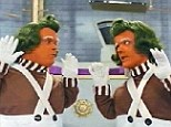 Two men dressed as Oompa-Loompas from the film Willy Wonka and the Chocolate Factory are being hunted by police after they allegedly attacked a man on a night out (stock image)
