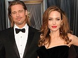 Just married? There is speculation Brad Pitt and Angelina Joli, pictured at the 2012 Oscars, have married in the Turks and Caicos