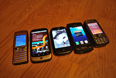 Five Mobile Systems