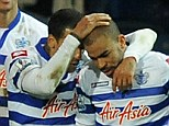 False dawn: Kieron Dyer (centre) looked to have turned a corner by scoring against West Brom on Saturday
