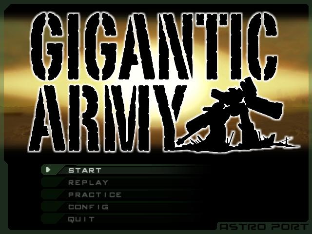 Big McLargehuge… 'Gigantic Army' [Review]