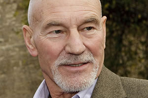 Patrick Stewart Receives Knighthood