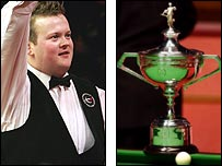 Shaun Murphy won the 2005 title