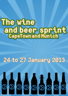 Wine and Beer Sprint 2013