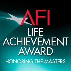 AFI honoring the masters