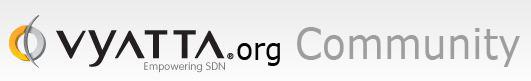 Vyatta.org Community logo
