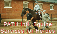 Equine Services for Heroes