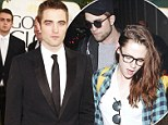 Has Robert Pattinson dumped Kristen Stewart? Pair hit by new claims they have 'split up following a tense holiday period'