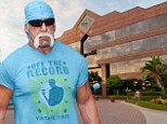 Wrestler Hulk Hogan filed suit against a Florida clinic, claiming unnecessary surgeries further injured his back