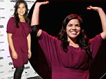America Ferrera at the Labyrinth Theater Company's Celebrity Charades Event in New York