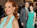 Forget the 'no actors' rule! Jessica Chastain dating War Horse star Tom Hiddleston