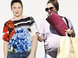'You gotta be nice to yourself!' Drew Barrymore defends her post-pregnancy curves and refuses to diet