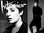 Revealing: Girl of the moment Lena Dunham discusses her love life and not having any friends at school in the new issue of Interview magazine