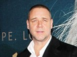 'Friends, not lovers': Russell Crowe denies he's dating Dita Von Teese... but still posts her sexy Monarch Sound video on Twitter