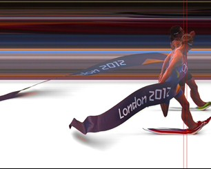 Photo-finish for Lisa Norden and Nicola Spirig