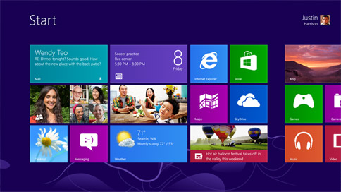 Windows 8 from Windows 7 – The Greatest Improvement Ever Experienced