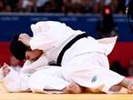Women's +78 kg Judo gets uder way