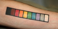 Color-Swatch Arm Tattoo Serves as a Clever Maker Multi-Tool