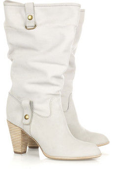Marc by Marc Jacobs�Slouched suede boots