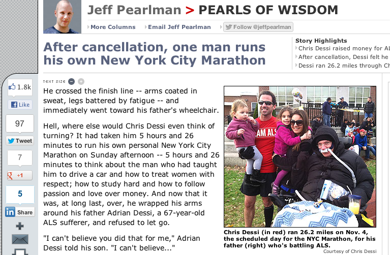Jeff Pearlman's Pearls of Wisdom