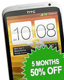 HTC One X Deals Here