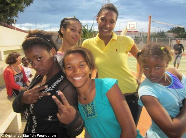Surrogate family: When Mendez was 13, her mother left her at Orfanato Niños de Cristo orphanage in the town of La Romana, however she went to school, and became a role model for other orphan girls