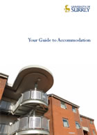 Accommodation brochure cover