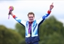 Alistair Brownlee victorious in Triathlon