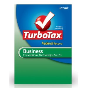Cheap TurboTax Business Federal E-File 2012 Download for PC