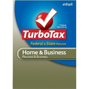 Cheap TurboTax Home & Business Federal e-File State 2012 Download for PC/Mac