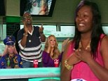 Back and better than ever! Candice Glover makes a show-stopping return to American Idol as her audition gets a standing ovation