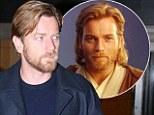 Return of the Jedi! Ewan McGregor reprises Obi-Wan Kenobi look as he grows a new beard