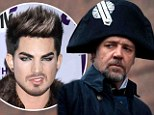 Take that Adam Lambert! Russell Crowe proves he CAN sing as he posts studio version of Les Miserables song online