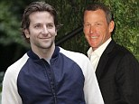 Oscar nominee Bradley Cooper would 'love' to play disgraced cycling champion Lance Armstrong