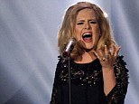 Her big comeback: Adele has confirmed she will perform at the upcoming 85th Academy Awards on February 24