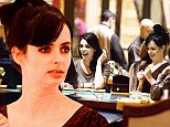Nothing to lose! Krysten Ritter hits the blackjack table in Las Vegas with Ashley Greene after confirming her sitcom is cancelled