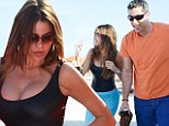 They haven't even walked down the aisle yet! Sofia Vergara and fiance Nick Loeb are 'seeking couple's counselling'