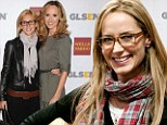 'We're having twins!' Lesbian Country singer Chely Wright starting family with wife Lauren Blitzer