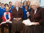 Camilla is passionate about literature and has long campaigned to get children reading more