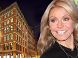 Kelly ripa lists her crosby street penthouse