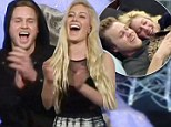 The Speidi invasion: How America's most hated couple riled the British with vitriolic Celebrity Big Brother performance