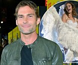 Seann William Scott has split from Lindsay Frimodt