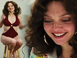 Amand Seyfried bares all in her upcoming film Lovelace, in which she portrays tragic porn star Linda Lovelace